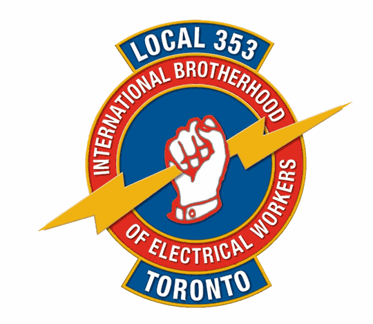 The International Brotherhood of Electrical Workers (IBEW) - Local 353