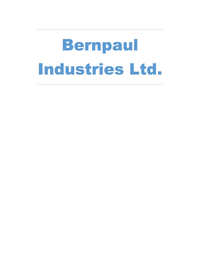 Bernpaul Industries